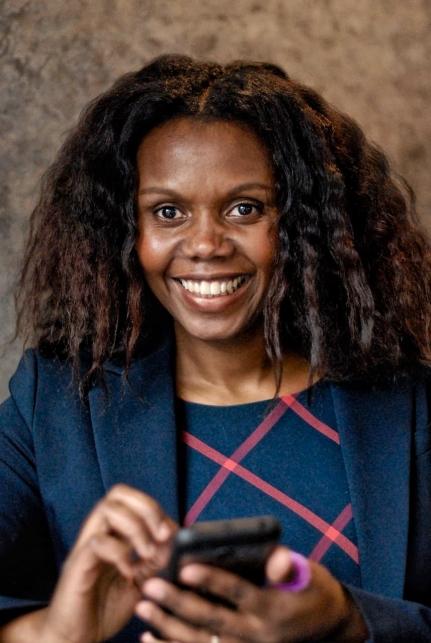 Fridah Ntarangwi, founder of ZidiCircle